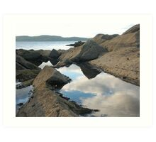 Reflected Perspective Art Print