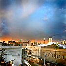 Storm over Sydney by Craig Mitchell