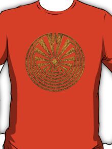 Man in the Maze, Journey through life, I'itoi, Papago T-Shirt