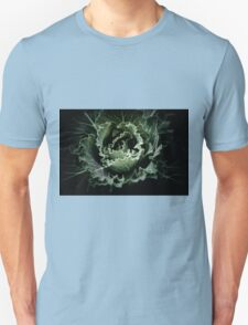 Green heart Unisex T-Shirt