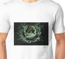 Green heart Unisex T-Shirt