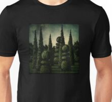 The Secret Moonlit Garden Unisex T-Shirt