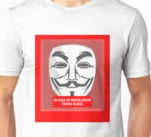 In case of revolution Unisex T-Shirt
