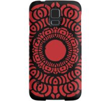 [LOK] - Red Lotus Samsung Galaxy Case/Skin