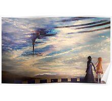 Sword art online - Kirito and Asuna Poster