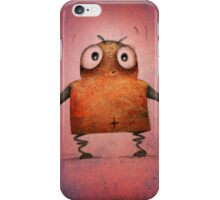 Funny Undroid Robot iPhone Case/Skin