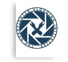 Nerdfighter Vlogging Initiative Merchandise Canvas Print