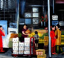 A Canadian Punjabi Market by Ruth Palmer