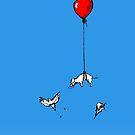 Floaty weenie by Danelle Malan