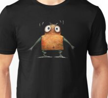 Funny Undroid Robot Unisex T-Shirt