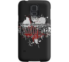 King of Hell Samsung Galaxy Case/Skin