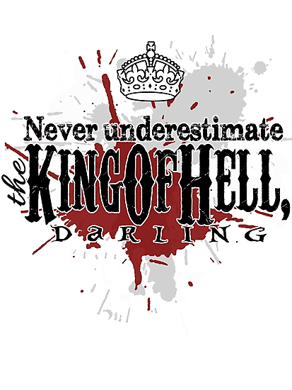 King of Hell by tripinmidair