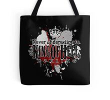 King of Hell Tote Bag
