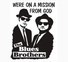 THE BLUES BROTHERS by LostA7X