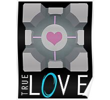 Portal | True Love | Duvet Version Poster