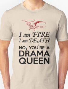 [The Hobbit] - Drama Queen Smaug Unisex T-Shirt