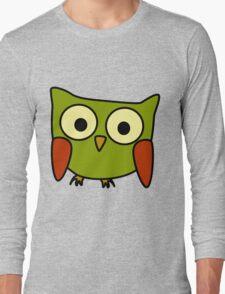 Groovy Owl Long Sleeve T-Shirt