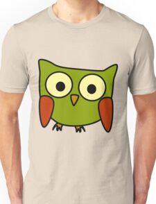 Groovy Owl Unisex T-Shirt