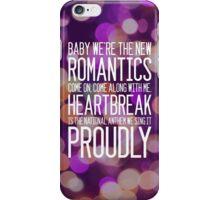 Heartbreak- The National Anthem iPhone Case/Skin
