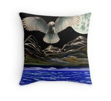 Spiritual Acceptance Throw Pillow