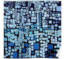 :: Blue Noise :: Poster