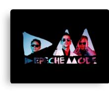 Depeche Mode : Logo DM 2013 Photo - 2 Canvas Print