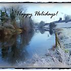 Happy Holidays! by Lorelle Gromus