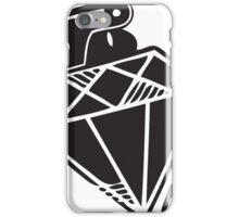 Diamond Grenade  iPhone Case/Skin