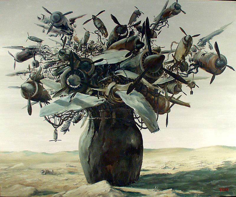 September 11 by Valeriu Buev