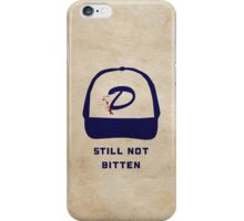 "Clementine - ""Still Not Bitten"" iPhone Case/Skin"