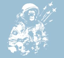 Space Chimp by kprojekt