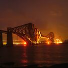 The Orange Bridge by Steven McEwan
