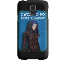 Illyria - I wish to do more violence Samsung Galaxy Case/Skin