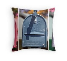 Tri Post Throw Pillow