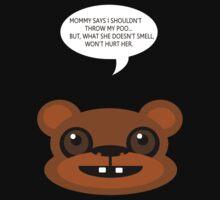 No Monkey Poo by freespiritdesigns