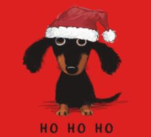 Doxie Clause One Piece - Short Sleeve