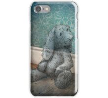 Vintage Toy Bunny iPhone Case/Skin