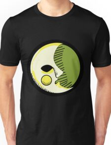 Retro Seventies Zodiac Moon Unisex T-Shirt