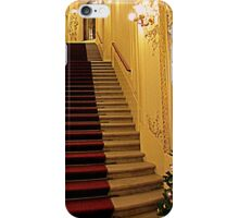 Christmas at Prague Theater iPhone Case/Skin