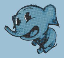 Flying Elephant by ButcherBrand
