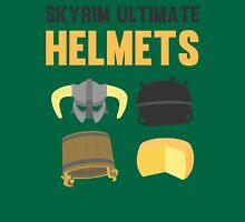 Skyrim ultimate helmets T-Shirt