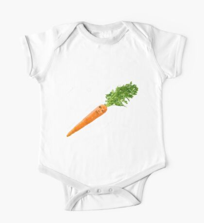Carrot Top One Piece - Short Sleeve