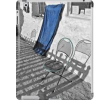 Beached at St Ives in Winter iPad Case/Skin