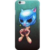 The Purrrge iPhone Case/Skin