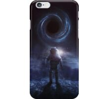 Interstellar - black hole iPhone Case/Skin