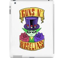 Guns N' Roselias  iPad Case/Skin