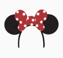 Minnie Mouse Ears by treehugger11215