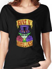 Guns N' Roselias  Women's Relaxed Fit T-Shirt