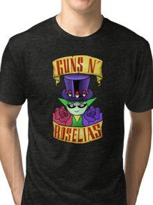 Guns N' Roselias  Tri-blend T-Shirt