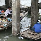 Floating market by Gregorio1